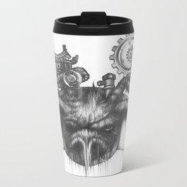 XII.XXII Metal Travel Mug