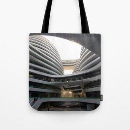 Zaha H A D I D | architect | Galaxy Soho, Beijing Tote Bag
