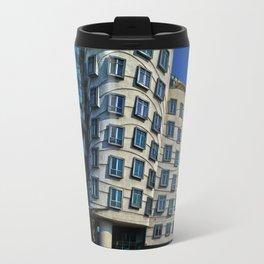 Dancing House | Frank Gehry | architect Travel Mug