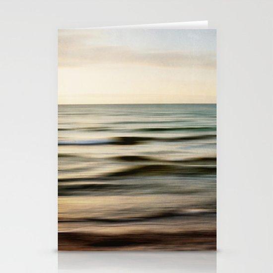 sea square I Stationery Cards
