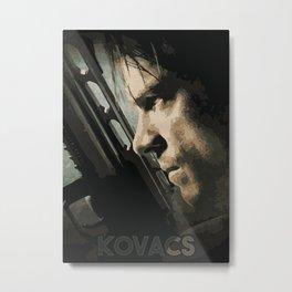 Kovacs Metal Print