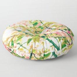 Spring Blossoms (1) Floor Pillow