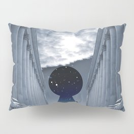 Keyhole to Infinity Pillow Sham