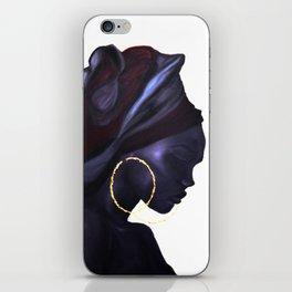 Purple Hues iPhone Skin
