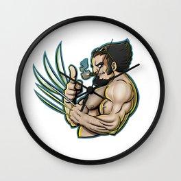 lobezno Wall Clock