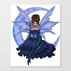 Faery Moon Canvas Print