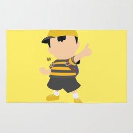 Ness(Smash)Yellow Rug