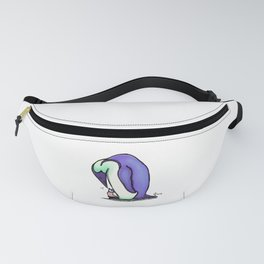 Just Chillin' Fanny Pack