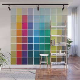 Colorful Soul - All colors together Wall Mural