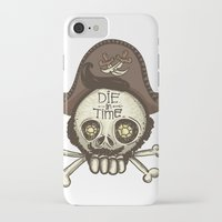 pirate iPhone & iPod Cases featuring pirate by adi katz