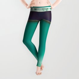 Instant Series: Teal Leggings