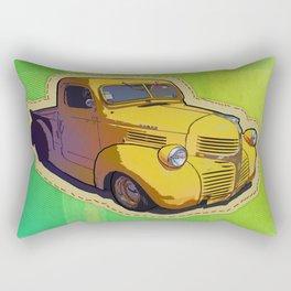 Dodge pickup truck Rectangular Pillow