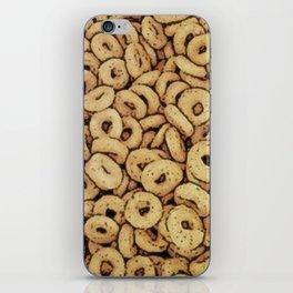 cheeriosss iPhone Skin