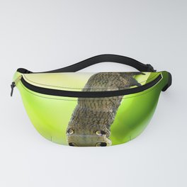 Caterpillar On A Green Plant #decor #society6 Fanny Pack