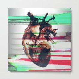 Naked @ heart Metal Print
