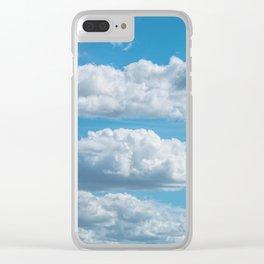 Cloud 9 Clear iPhone Case