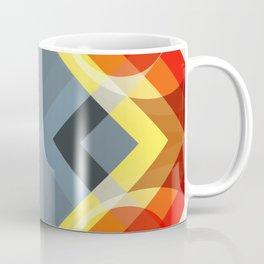 Retro Rocket 30 Coffee Mug