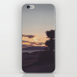 Sunset Beach iPhone Skin