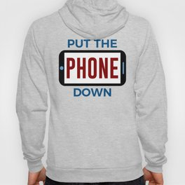 Less Phone More Connection Human Touch Hoody