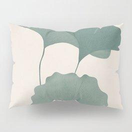 Ginko Leaves Pillow Sham
