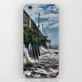 Bogue Inlet Pier iPhone Skin
