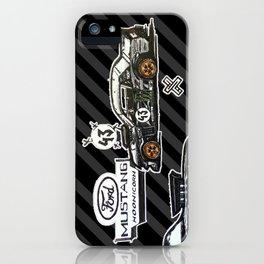 Project Mustang (Hoonicorn) 1965 iPhone Case