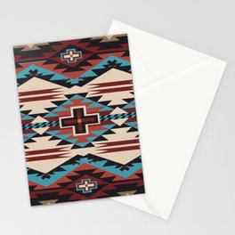 American Native Pattern No. 67 Stationery Cards