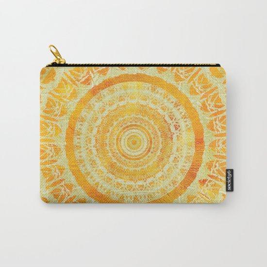 Sun Mandala 4 Carry-All Pouch