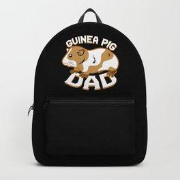Guinea Pig Dad Backpack