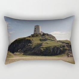 Twr Mawr Lighthouse Rectangular Pillow