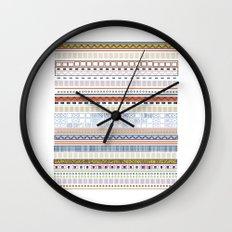 Stamp Me Wall Clock