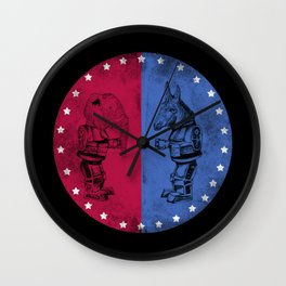 Election Cycle Wall Clock