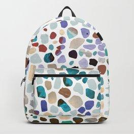 Terrazzo Colorful Backpack