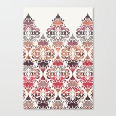 Tried Angles Canvas Print