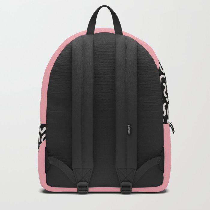Pop Art Pattern 8 Backpack