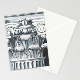 Order of Architecture. Composite Column Stationery Cards
