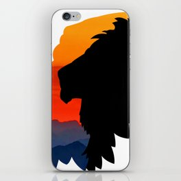 Griffon Rider iPhone Skin
