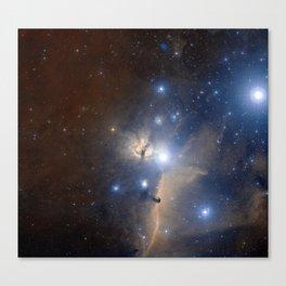 Galaxy | Nebula 6 Canvas Print