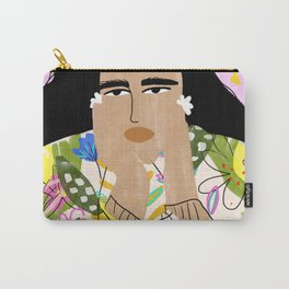 Feelings Carry-All Pouch