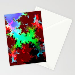 new mountain iii Stationery Cards