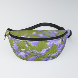 Bluebells Meadow #decor #society6 Fanny Pack