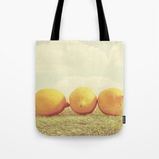 Lemongrass Tote Bag