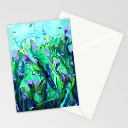 Plant Life 1 Stationery Cards
