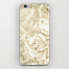 Rose breath iPhone & iPod Skin