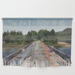 Rainbow Bridge Wall Hanging