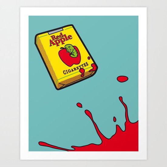 Pop Icon - Tarantino Art Print
