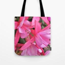 Little Pink Fuchia Tote Bag