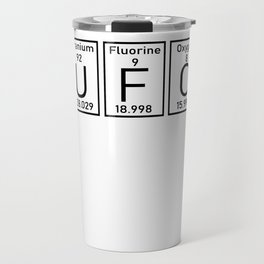 UFO Roswell element conspiracy theory gifts Travel Mug