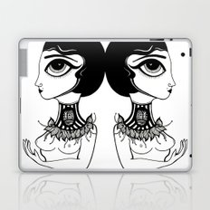 Death Becomes Her Laptop & iPad Skin