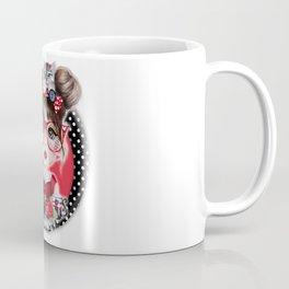 Cat Crazy Chloe - MunchkinZ Elf - Sheena Pike Art & Illustration Coffee Mug